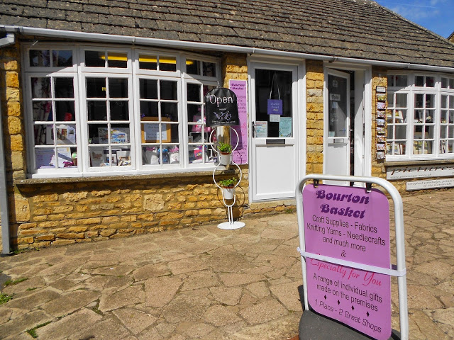The Bourton Basket Shop Photo