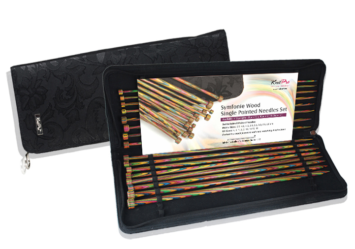 Find KnitPro knitting needles at the Bourton Basket.